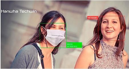 Обнаружение маски на лице